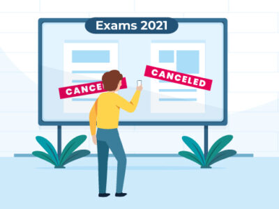 Cancellation of exams 2021